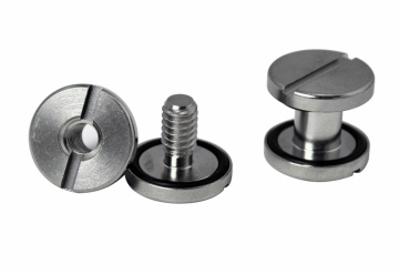Stainless Steel Book Screws